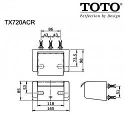 TX720ACRB