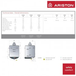 Ariston SGA 80