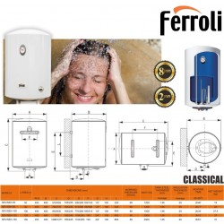 Classical SEV 100 Ltr