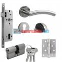 Yale Paket Set Promo Kunci Pintu Handle YTL 070 Door Lock