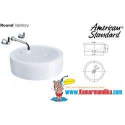 Round Vanitory