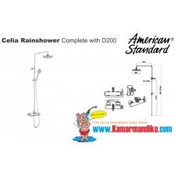 Celia Rain Shower