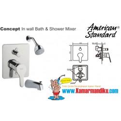 Concept Shower Mixer