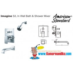 Image In Wall Mixer