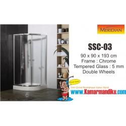 Shower Screen SSC-03