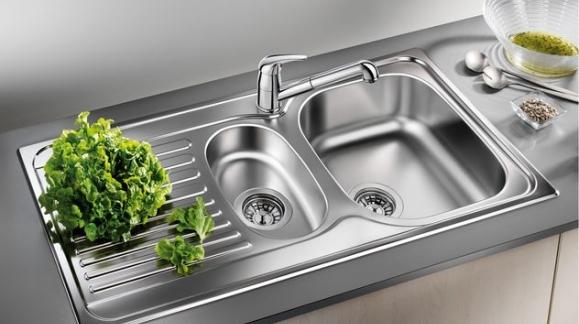 Tips : Memilih Kitchen sink