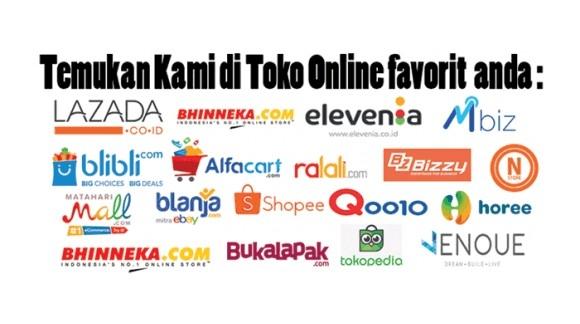 Belanja Online Tidak bikin Repot tinggal Klik barang langsung dikirim